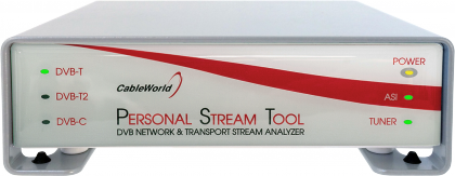 Personal Stream Tool CW-6101 Front