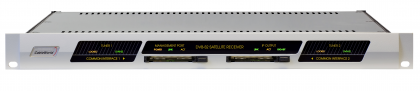 DVB-S2 Satellite Receiver F2