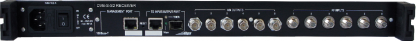DVB-S-S2 Quad Receiver back